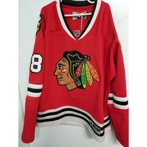 Nhl Reebok jersey Chicago Blackhawks.